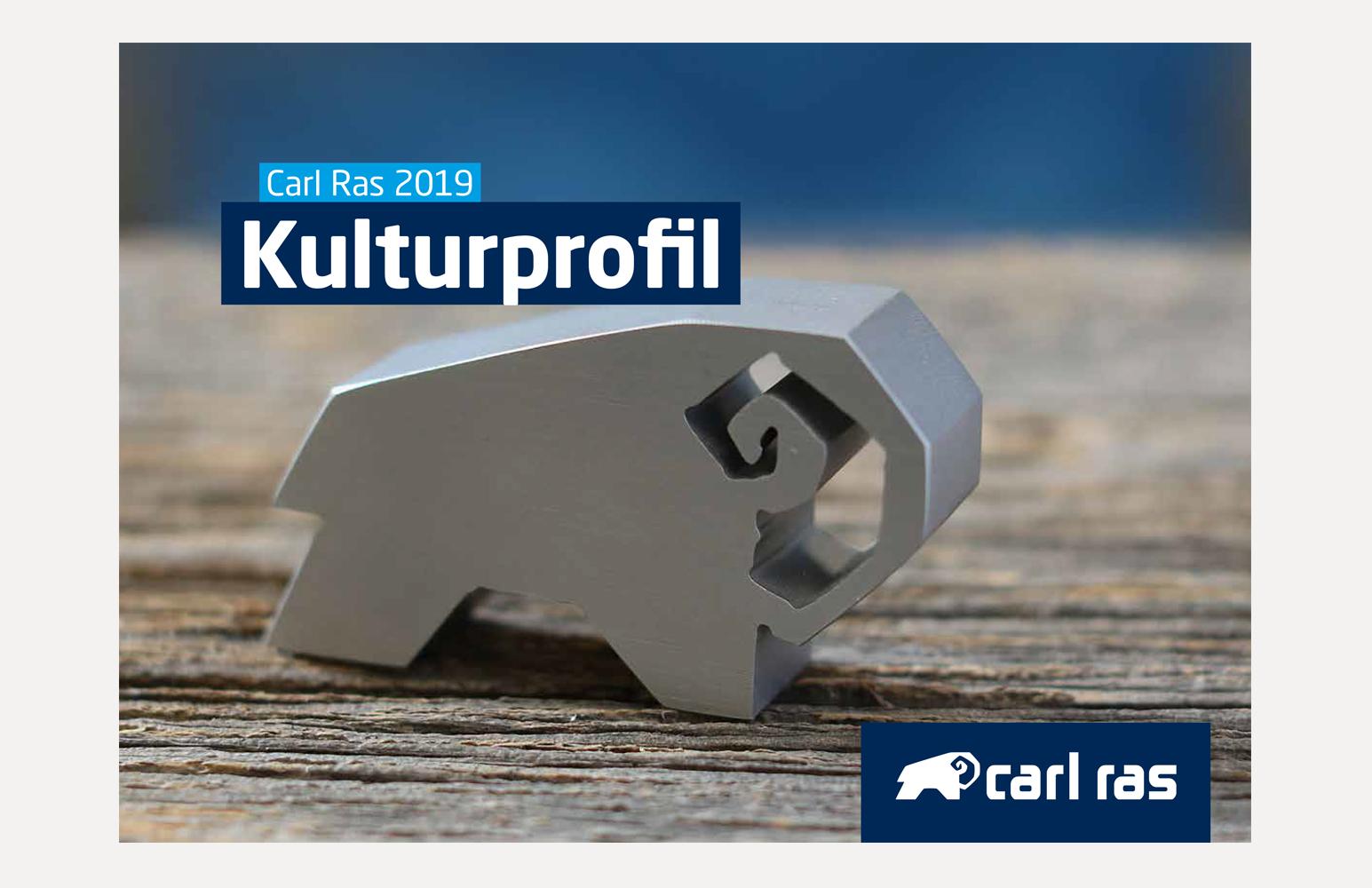 Kulturprofil Carl Ras