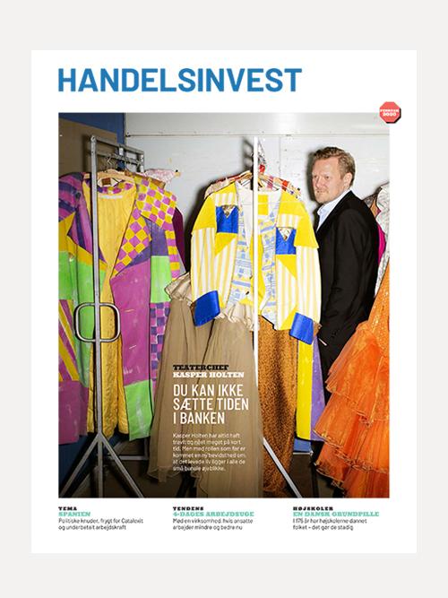 Handelsinvest - Kasper Holten